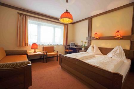 Gästezimmer Orange
