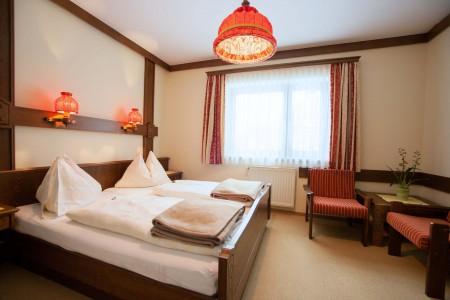 Gästezimmer Rot